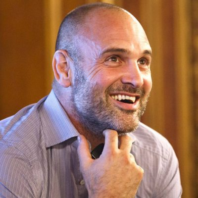 Guest Image - Ed Stafford