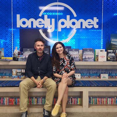 Guest Image - Lonely Planet's Peter Grunert