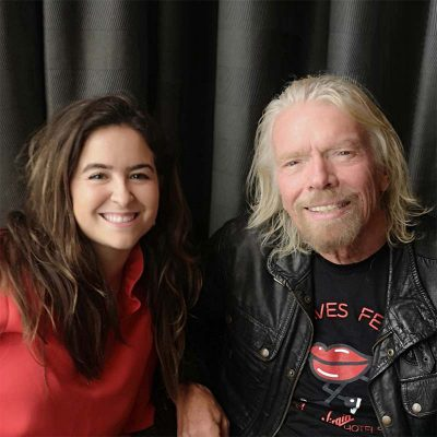 Guest Image - Sir Richard Branson – Short Haul