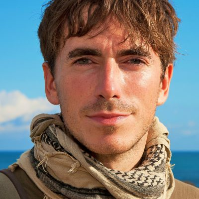 Guest Image - Simon Reeve