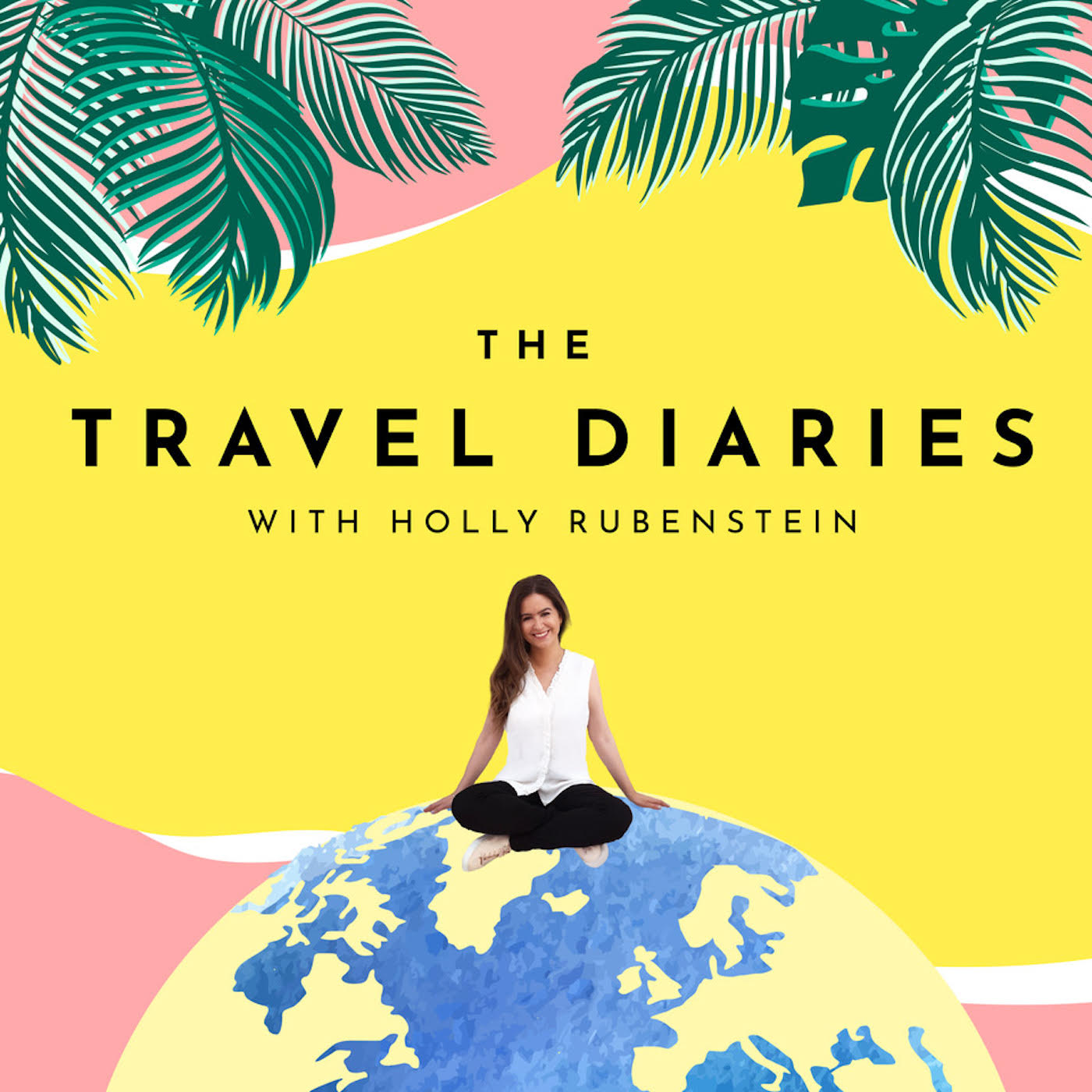 Travel Diaries Cover