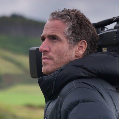 Guest Image - Gordon Buchanan, Wildlife Presenter and Cameraman